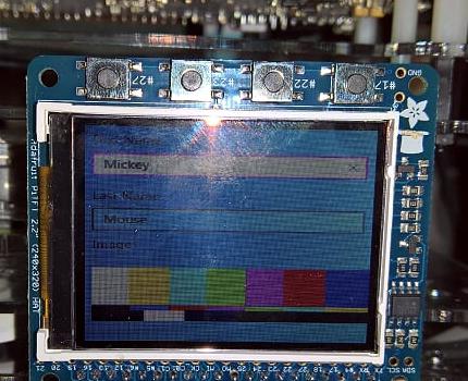PiTFT on Windows IoT Core